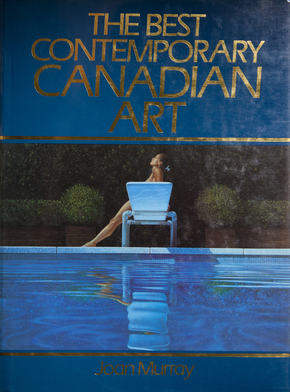 The Best contemporary Canadian art (1987)