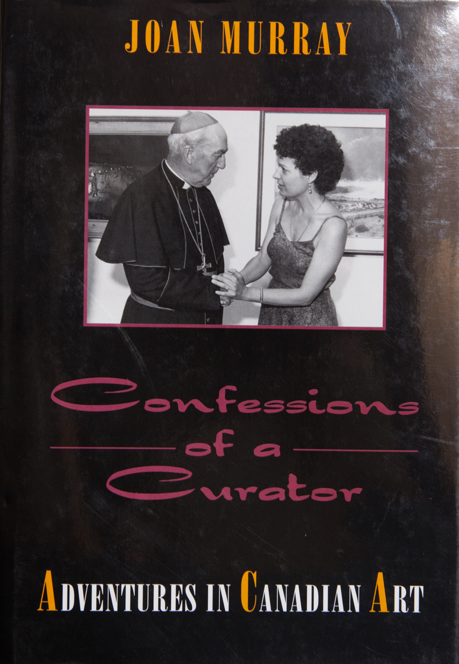 Confessions of a Curator: Adventures in Canadian Art (1996)