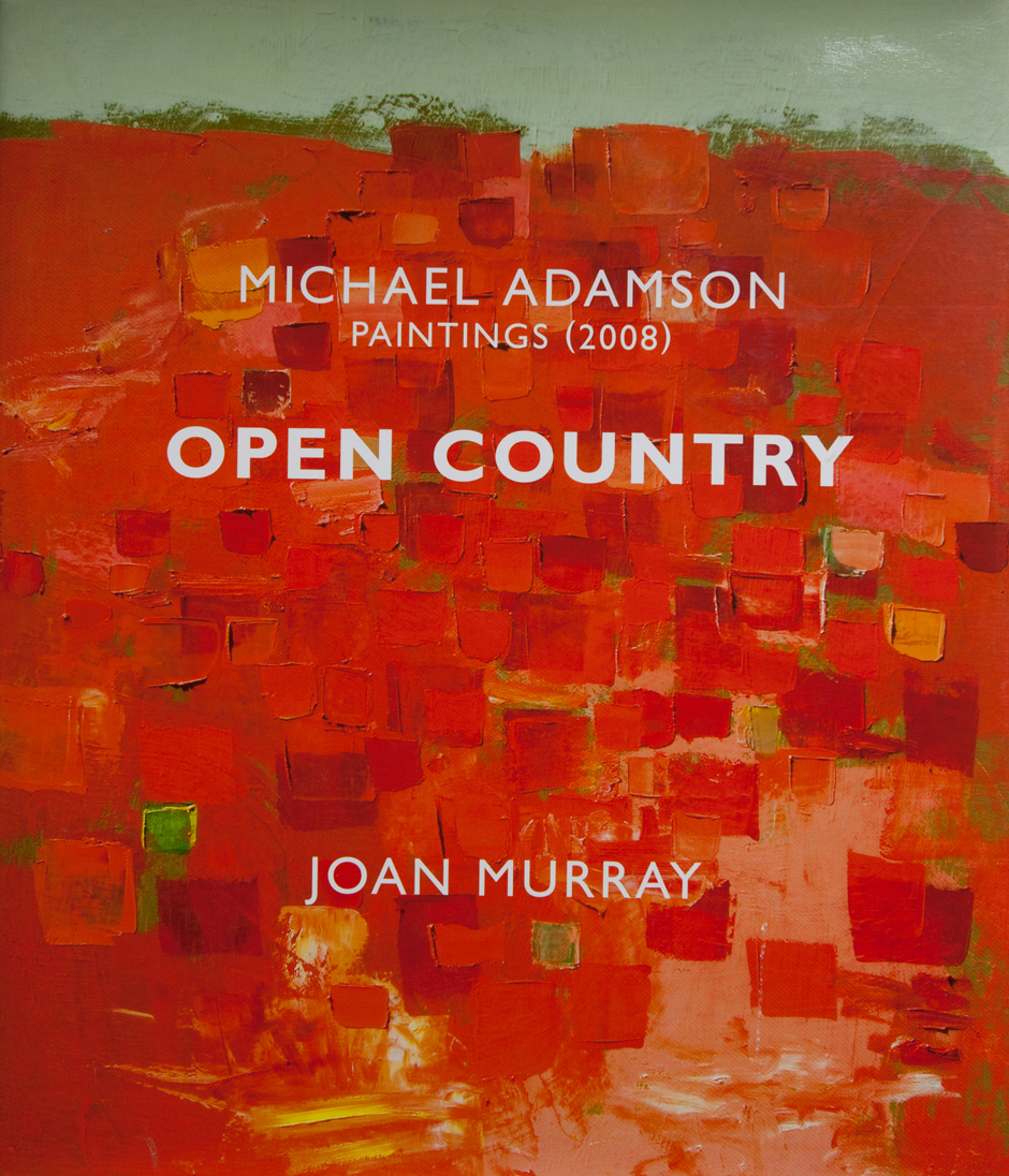 Michael Adamson Paintings: Open Country (2008)